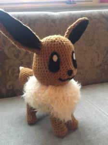Pokémon crochet challenge - Home | Facebook | 300x224